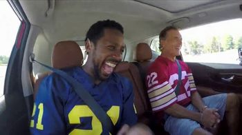 Nissan Bottom Line Model Year-End Event TV Spot, 'Heisman Trophy' [T2] - Thumbnail 4