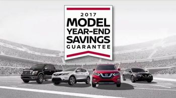 Nissan Bottom Line Model Year-End Event TV Spot, 'Heisman Trophy' [T2] - Thumbnail 8