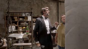 Dos Equis Most Interesting Fan Contest TV Spot, 'Statue' Feat. Rob Riggle - 4468 commercial airings