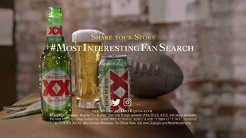 Dos Equis Most Interesting Fan Contest TV Spot, 'Statue' Feat. Rob Riggle - Thumbnail 9