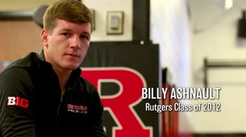 Big Ten Conference TV Spot, 'Faces of the Big Ten: Anthony Ashnault' - Thumbnail 4