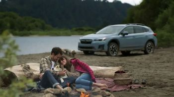 2018 Subaru Crosstrek TV Spot, 'Welcome to the Pack' Featuring Jacob Zachar
