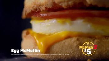 McDonald's McPick 2 TV Spot, 'Morning Person' - Thumbnail 9