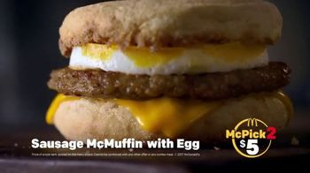 McDonald's McPick 2 TV Spot, 'Morning Person' - Thumbnail 7