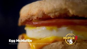 McDonald's McPick 2 TV Spot, 'Morning Person' - Thumbnail 8