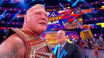 WWE Network TV Spot, 'No Mercy: Brock Lesnar vs. Braun Strowman' - Thumbnail 3