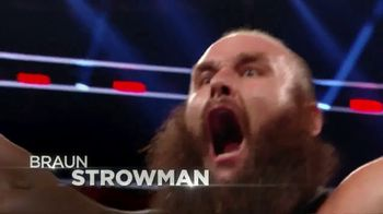 WWE Network TV Spot, 'No Mercy: Brock Lesnar vs. Braun Strowman' - Thumbnail 4