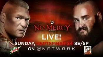 WWE Network TV Spot, 'No Mercy: Brock Lesnar vs. Braun Strowman' - Thumbnail 5
