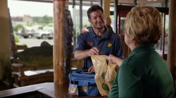 Bass Pro Shops TV Spot, 'Hoodies, Camera Bundles and Boots' Ft. Bill Dance - Thumbnail 4