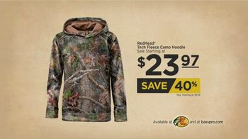Bass Pro Shops TV Spot, 'Hoodies, Camera Bundles and Boots' Ft. Bill Dance - Thumbnail 5