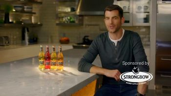 Strongbow TV Spot, 'FXX Sips: Nature Remix' Featuring Adam Gertler - 5 commercial airings