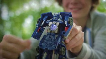 Transformers: The Last Knight: Allspark Tech TV Spot, 'Cosmic Power' - 1479 commercial airings