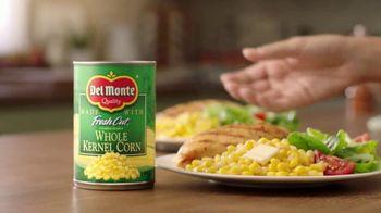 Del Monte Fresh Cut Whole Kernel Corn TV Spot, 'Peak of Freshness' - Thumbnail 4