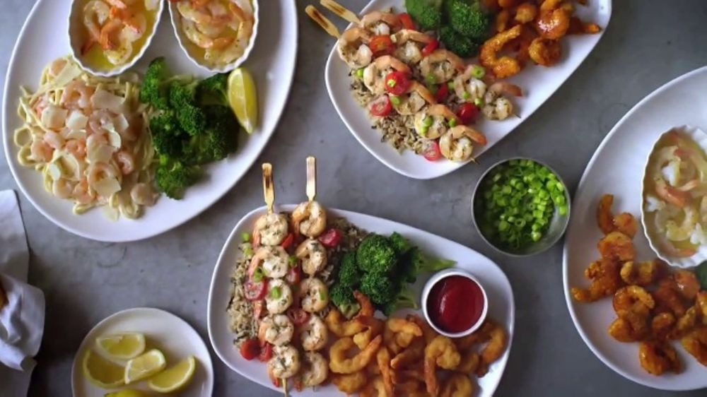 Red Lobster Endless Shrimp TV Commercial, 'It's Finally Back'