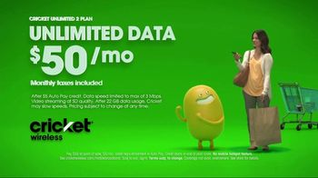 Cricket Wireless Unlimited 2 Plan TV Spot, 'Don't Sacrifice' - Thumbnail 9