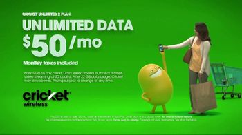 Cricket Wireless Unlimited 2 Plan TV Spot, 'Don't Sacrifice' - Thumbnail 8