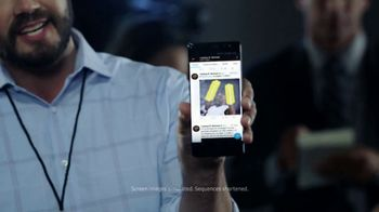 Samsung Galaxy Note8 TV Spot, 'Butter' Featuring Josh Norman - Thumbnail 5