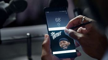 Samsung Galaxy Note8 TV Spot, 'Butter' Featuring Josh Norman - Thumbnail 6