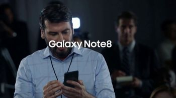 Samsung Galaxy Note8 TV Spot, 'Butter' Featuring Josh Norman - Thumbnail 9