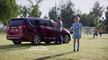 Chrysler Pacifica TV Spot, 'Before Functionality' [T1]