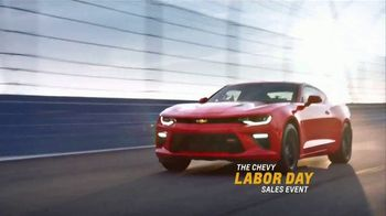 Chevy Labor Day Sales Event TV Spot, 'New Excitement' Song by The Hives - Thumbnail 8