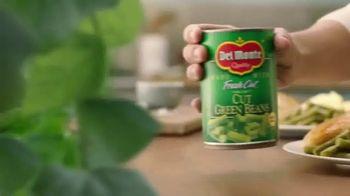 Del Monte Fresh Cut Green Beans TV Spot, 'Keep It Simple' - Thumbnail 6