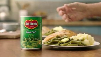 Del Monte Fresh Cut Green Beans TV Spot, 'Keep It Simple'