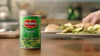 Del Monte Fresh Cut Green Beans TV Spot, 'Keep It Simple' - Thumbnail 8