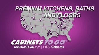 Cabinets To Go TV Spot, 'Your Dream Kitchen' Featuring Ty Pennington - Thumbnail 9