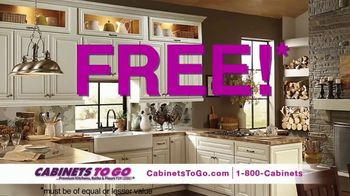 Cabinets To Go TV Spot, 'Your Dream Kitchen' Featuring Ty Pennington - Thumbnail 3