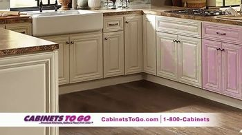 Cabinets To Go TV Spot, 'Your Dream Kitchen' Featuring Ty Pennington - Thumbnail 4
