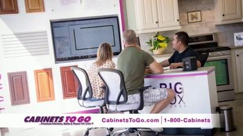Cabinets To Go TV Spot, 'Your Dream Kitchen' Featuring Ty Pennington - Thumbnail 6