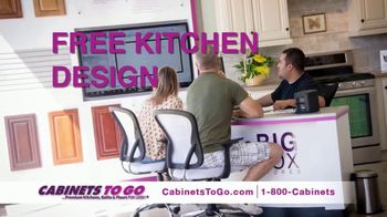 Cabinets To Go TV Spot, 'Your Dream Kitchen' Featuring Ty Pennington - Thumbnail 7