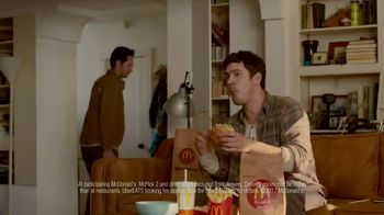 McDonald's TV Spot, 'UberEATS: Big Night In' - Thumbnail 6