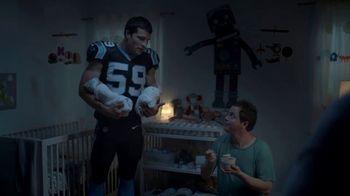 Campbell's Chunky Maxx Soup TV Spot, '3 a.m. Feeding With Luke Kuechly' - Thumbnail 3