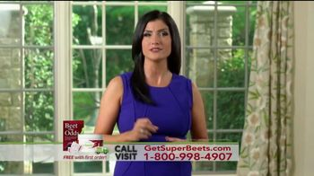 SuperBeets TV Spot, \'Superfood Drink\' Featuring Dana Loesch