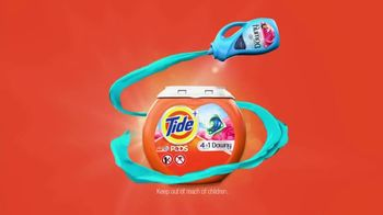 Tide PODS Plus Downy TV Spot, 'Denim Hacks Made Simple' - Thumbnail 9