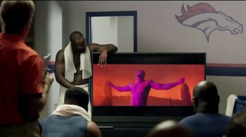 Old Spice Hydro Wash TV Spot, 'Cinema' Featuring Von Miller