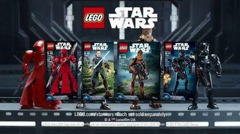 LEGO Star Wars Buildable Figures TV Spot, 'Build the Battle' - Thumbnail 9