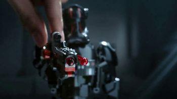 LEGO Star Wars Buildable Figures TV Spot, 'Build the Battle' - Thumbnail 4