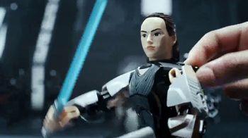LEGO Star Wars Buildable Figures TV Spot, 'Build the Battle' - Thumbnail 6