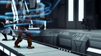 LEGO Star Wars Buildable Figures TV Spot, 'Build the Battle' - Thumbnail 7