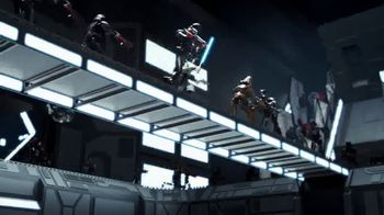 LEGO Star Wars Buildable Figures TV Spot, 'Build the Battle' - Thumbnail 8