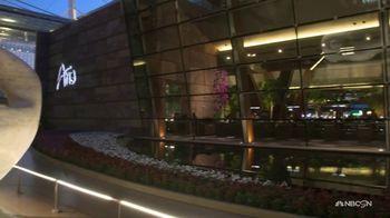 Aria Hotel and Casino TV Spot, 'The Lobby'