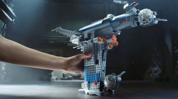 LEGO Star Wars TV Spot, 'Build the Battle'