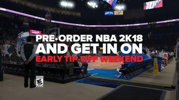 NBA 2K18 TV Spot, 'Create Your Legend' - Thumbnail 8
