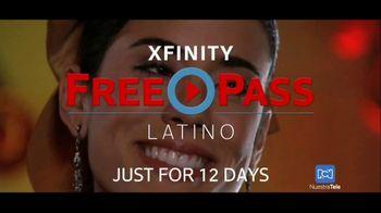 XFINITY FreePass Latino TV Spot, 'Glue' - Thumbnail 7
