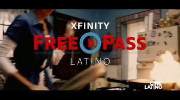 XFINITY FreePass Latino TV Spot, 'Glue' - Thumbnail 8