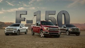 2018 Ford F-150 TV Spot, 'You're the QB With the New 2018 Ford F-150' - 156 commercial airings