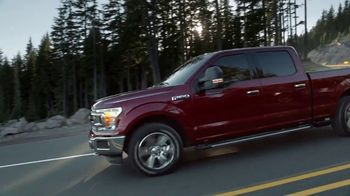 2018 Ford F-150 TV Spot, 'You're the QB With the New 2018 Ford F-150' [T1] - Thumbnail 2